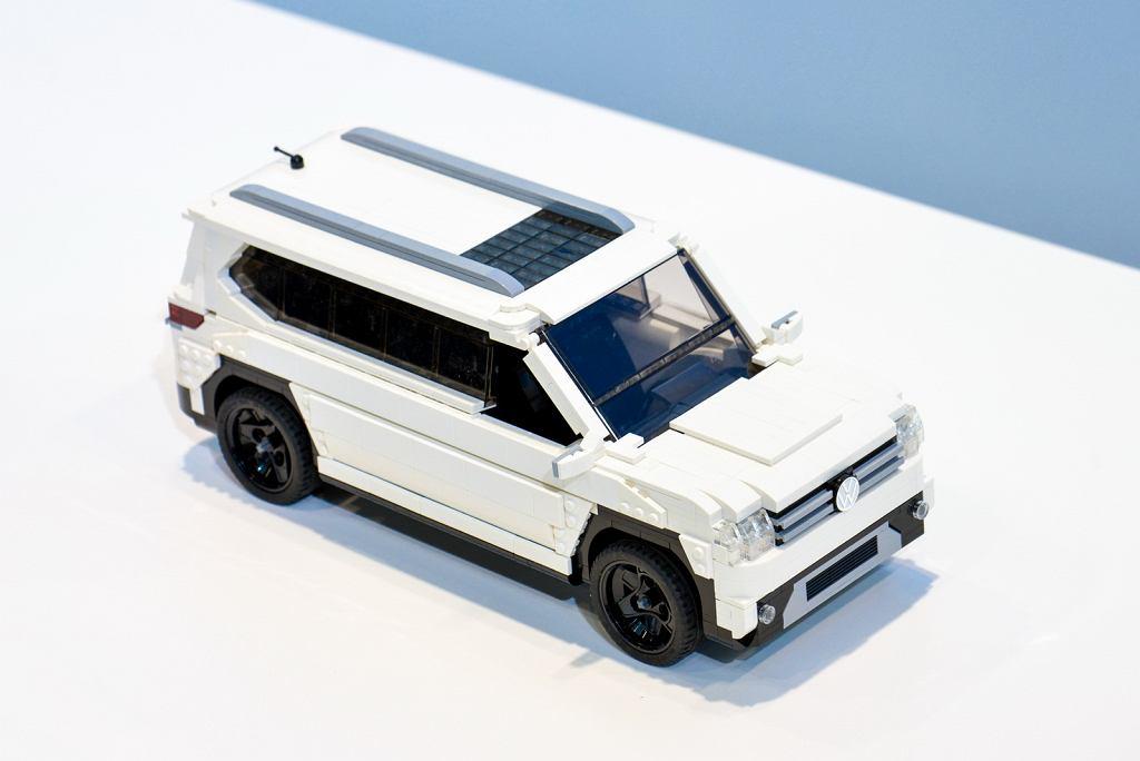 Volkswagen i LEGO