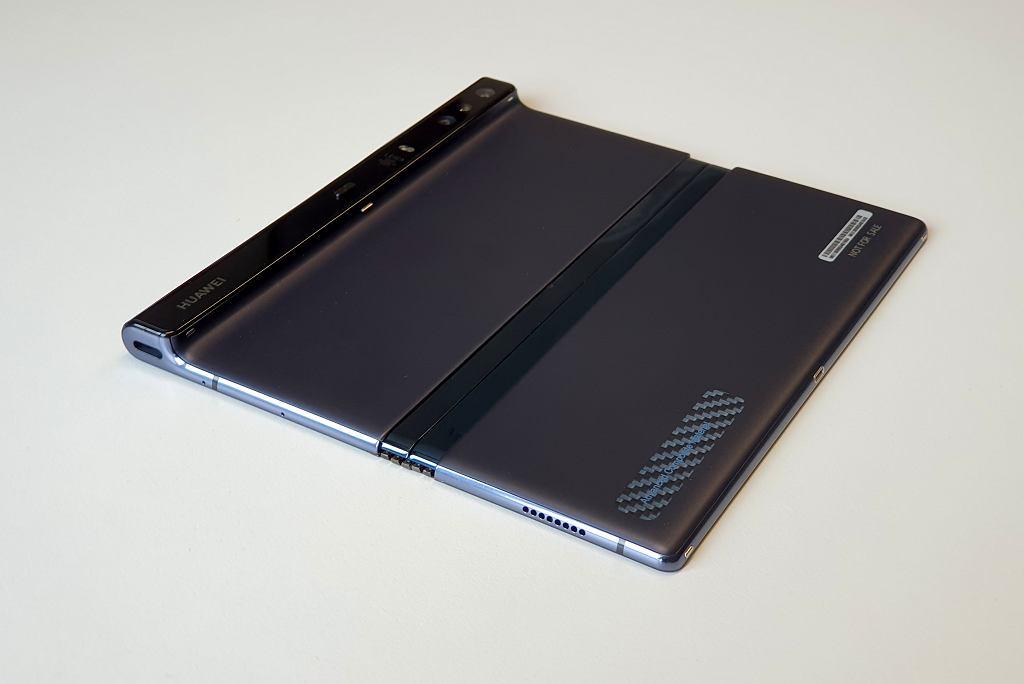 Składany smartfon Huawei Mate X