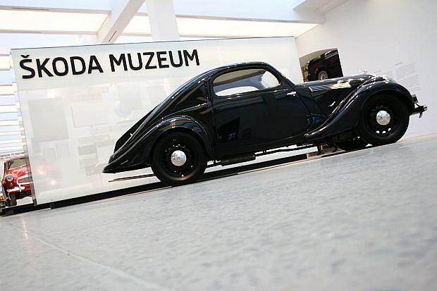 Muzeum Skody w Mlada Boleslav