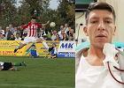 Były piłkarz Cracovii musiał zakończyć karierę przez chorobę. Czeka na przeszczep