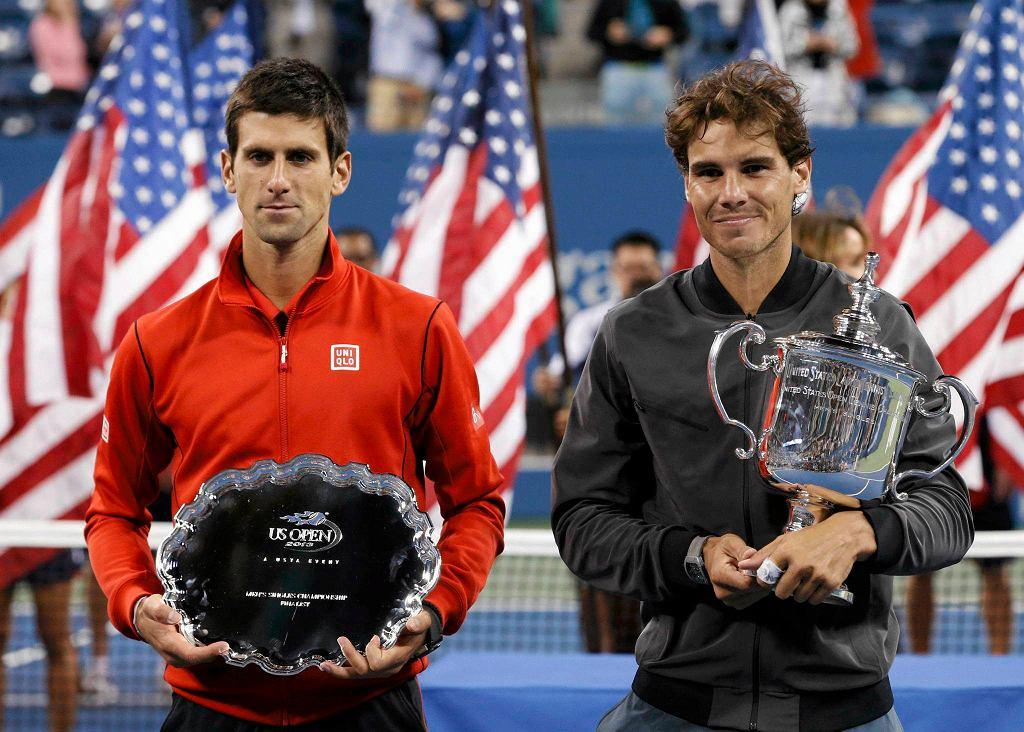 Novak Djoković i Rafael Nadal