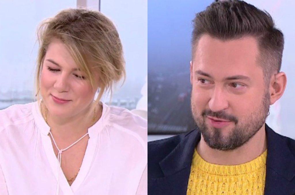 Marta Wierzbicka, Marcin Prokop