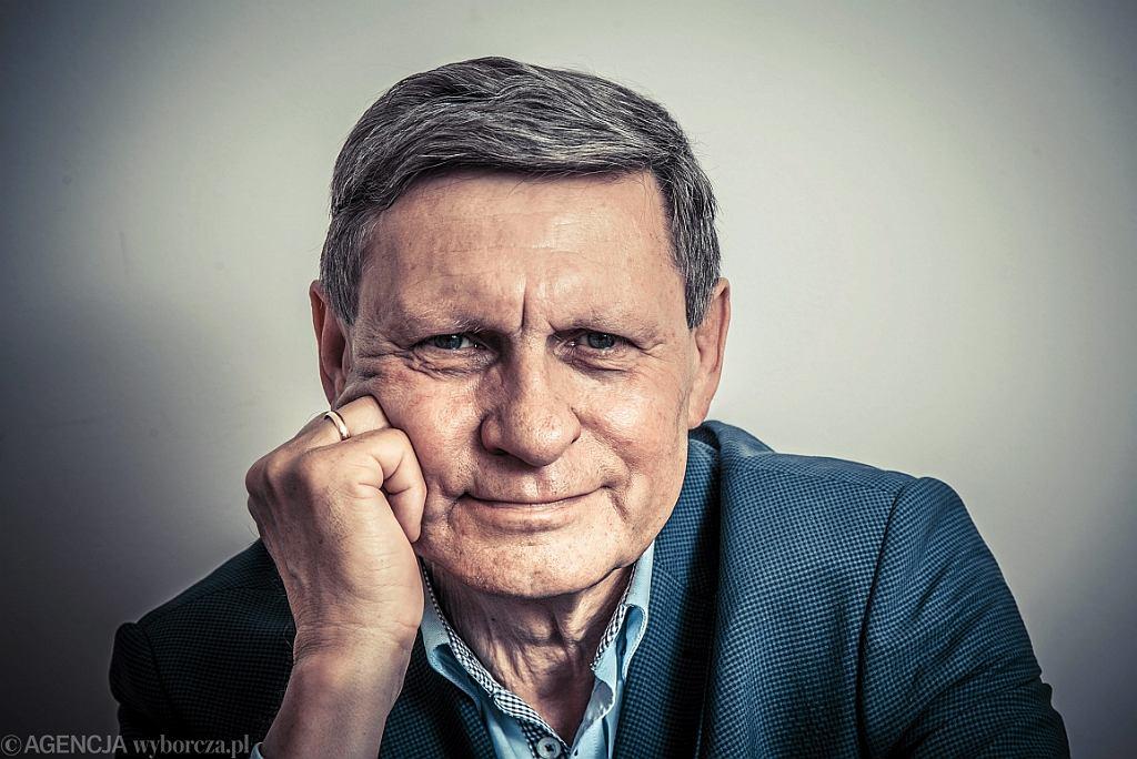 Leszek Balcerowicz (fot. Albert Zawada/AG)