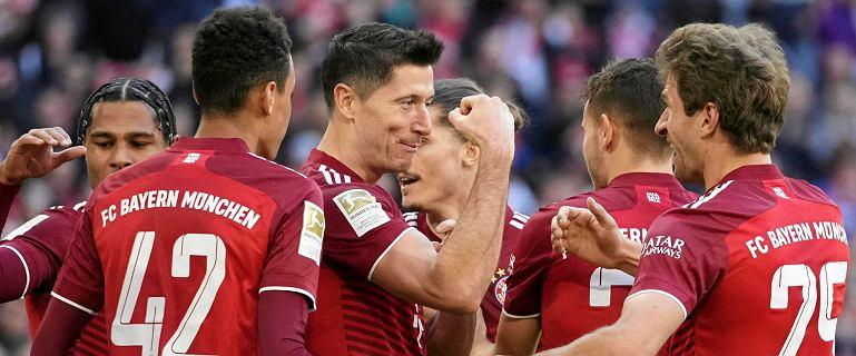 Media: Bayern znalazł następcę Lewandowskiego. Ponad 100 mln euro