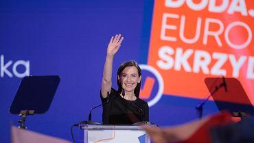 Wybory do europarlamentu 2019. Sylwia Spurek - liderka wielkopolskiej listy Wiosny - partii Roberta Biedronia