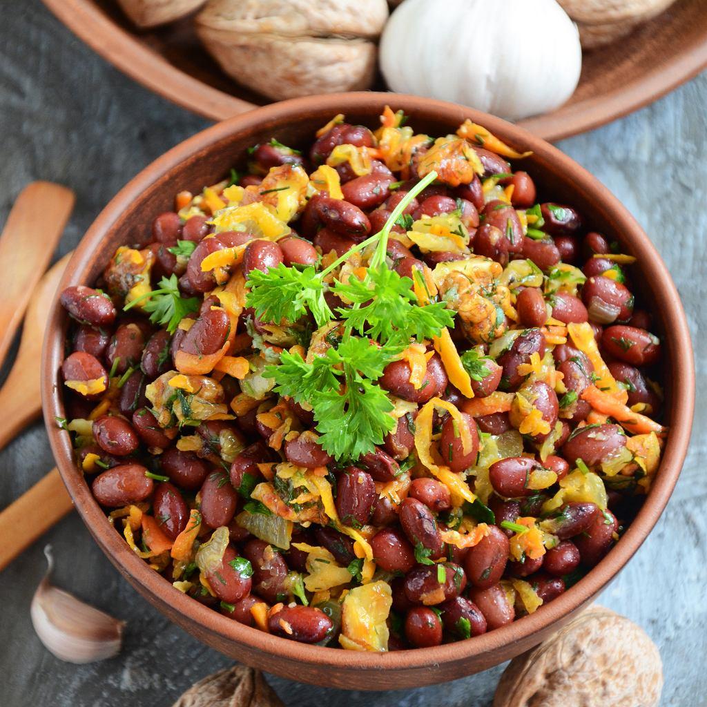Libio, czyli gruzińska potrawa wege