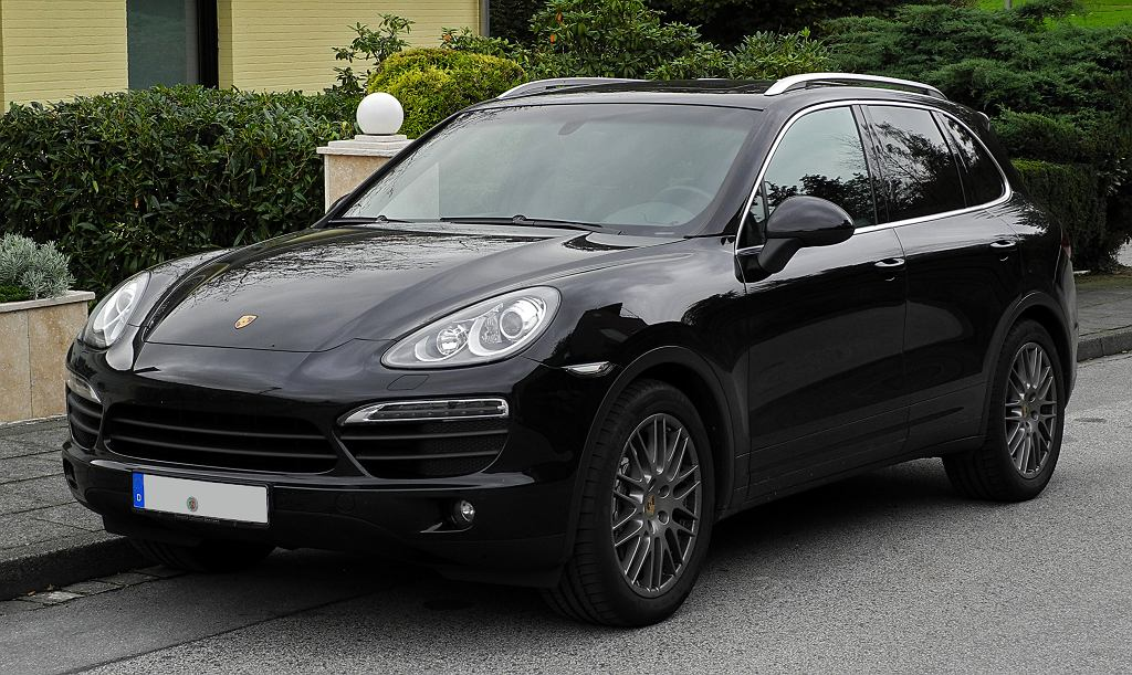 Porsche Cayenne (zdj. ilustracyjne)