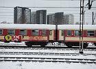 Kolej sparaliżowana przez zimę. A minister infrastruktury zajęty wizytą na Wawelu