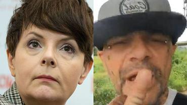 Korwin Piotrowska, Glaca