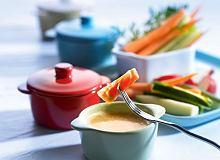 Fondue z warzywami w kokilkach - ugotuj