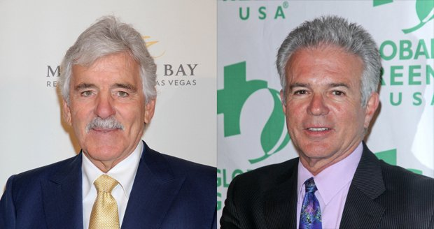 Dennis Farina i Anthony Denison