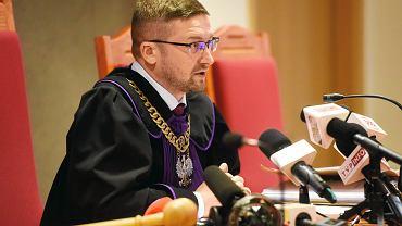 Sędzia Paweł Juszczyszyn wydał oświadczenie. Nie mógł dziś orzekać (zdjęcie ilustracyjne)