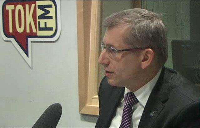 Krzysztof Kwiatkowski w Poranku Radia TOK FM