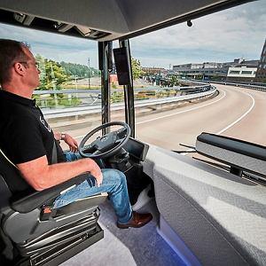 Mercedes Benz Future Bus