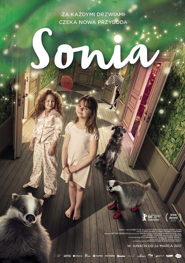 """""""Sonia"""" - za każdymi drzwiami czeka nowa przygoda. Prezentujemy zwiastun. Film w kinach od 24 marca"""