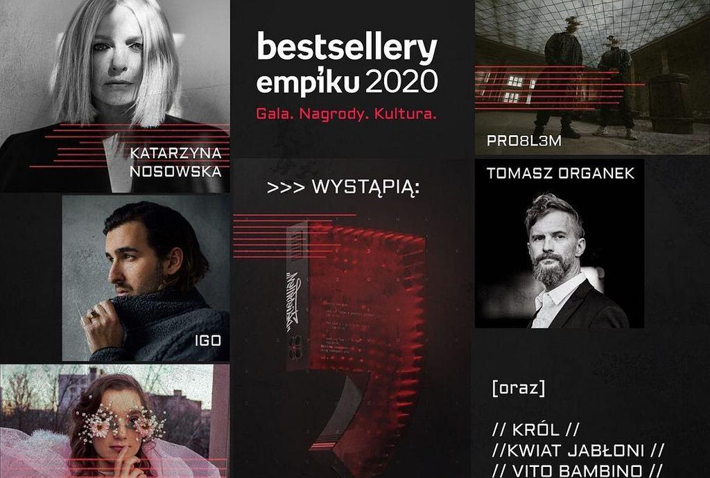 Bestsellery Empiku 2020
