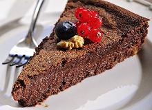 Czekoladowe brownie - ugotuj