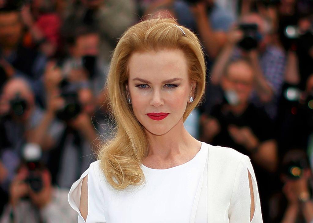 Nicole Kidman pozuje w trakcie promocji filmu