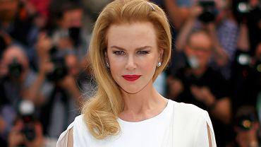 """Nicole Kidman pozuje w trakcie promocji filmu """"Grace, księżna Monako"""""""