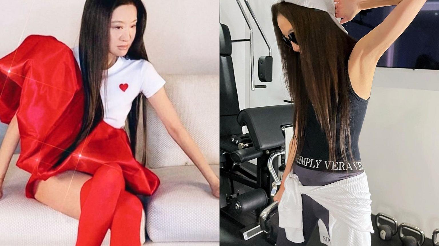 Vera Wang twierdziła, że unika ćwiczeń. Pokazała jednak, jak dba o formę na prywatnej siłowni. Wygląda na 71 lat?