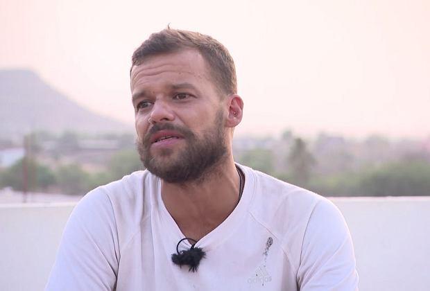 Michał Piróg w programie 'Azja Express'