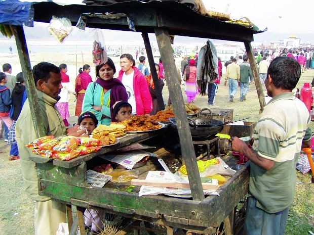 Nepalski fast food (2007 r.)