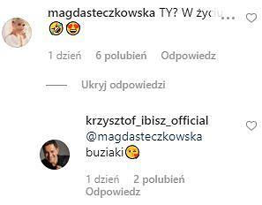 Komentarz Magdy Steczkowskiej