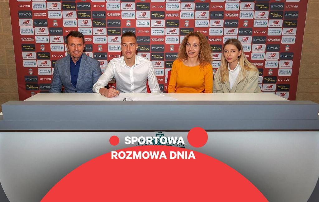 Leszek Ojrzyński, Jakub Ojrzyński i Urszula Ojrzyńska