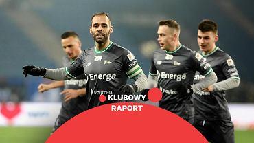 Klubowy raport - Lechia Gdańsk