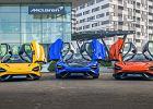 Do konfigurowania supersamochodów trzeba mieć fantazję. W Polsce są trzy nowe McLareny. Wyglądają świetnie
