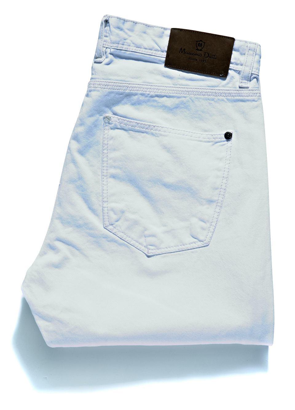 Zdjęcie numer 7 w galerii - Jasne dżinsy: zobacz najmodniejsze wzory