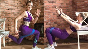 Kasia Bigos - ćwiczenia na pośladki
