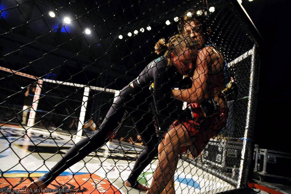 Kobiety w MMA