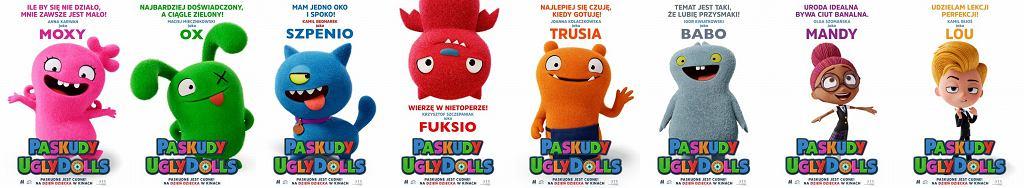 'Paskudy. Uglydolls' - premiera filmu w piątek 31 maja.