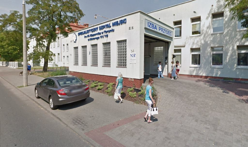 Specjalistyczny Szpital Miejski w Toruniu