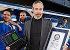 Darren Bland w Księdze Rekordów Guinnessa. Grał w Football Managera przez prawie 174 dni jednym klubem!