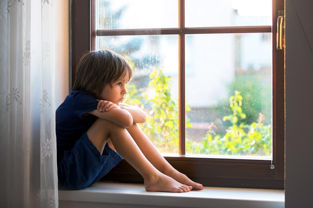 Dzieci ponoszą skutki kwarantanny