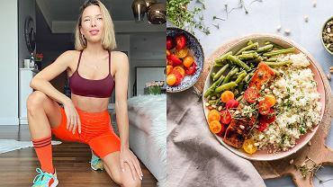 Ewa Chodakowska o dobrze zbilansowanej diecie