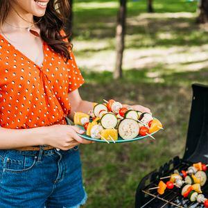 Grillowane warzywa- sprawdź, czy nie popełniasz popularnych błędów. Zdjęcie ilustracyjne
