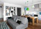 Kuchnia otwarta na salon. Jak stworzyć przyjazną przestrzeń?