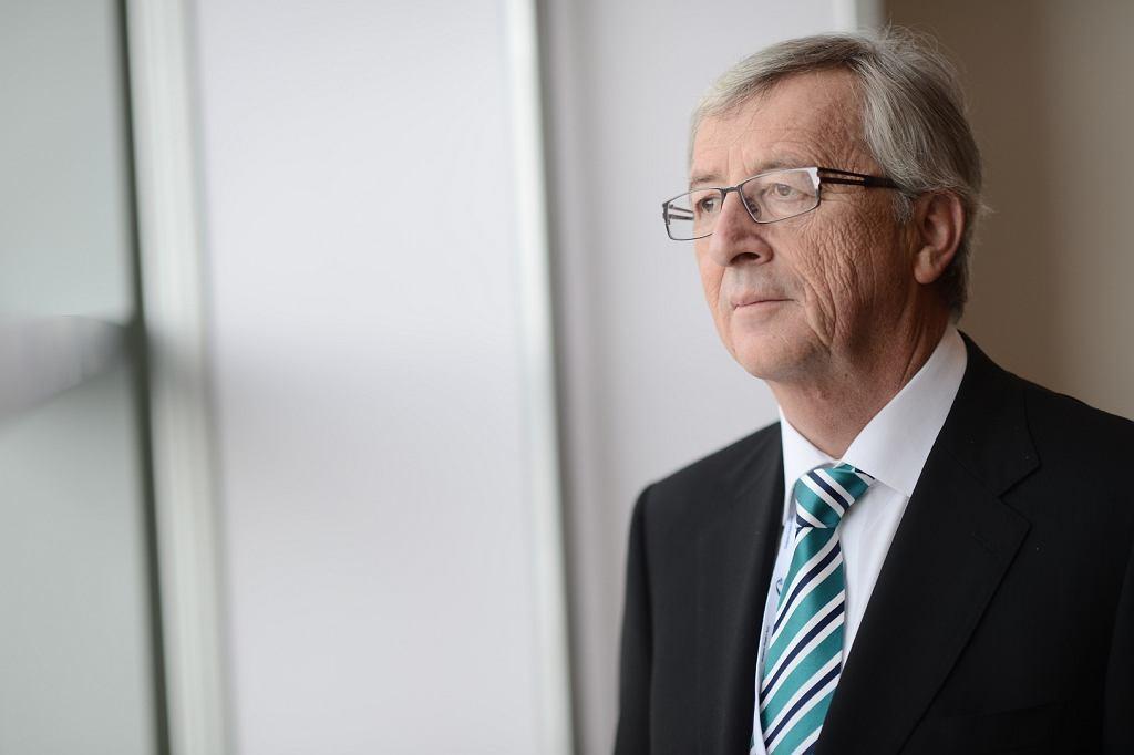 Jean-Claude Juncker, przewodniczą Komisji Europejskiej