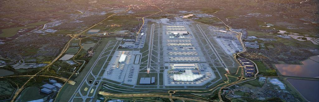 Lotnisko Londyn-Heathrow ma dostać trzeci pas i tunel podziemny