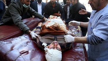 Zamach w Kabulu, Afganistan, 28 grudnia 2017