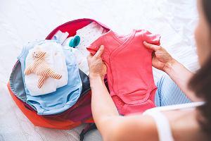 Ubranka dla niemowląt - rozmiar, które do wyprawki