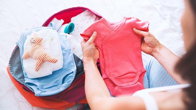 Ubranka dla niemowląt - jaki rozmiar?
