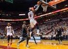 NBA. Wysokie wygrane faworytów. Heat wciąż niepokonani w play-off