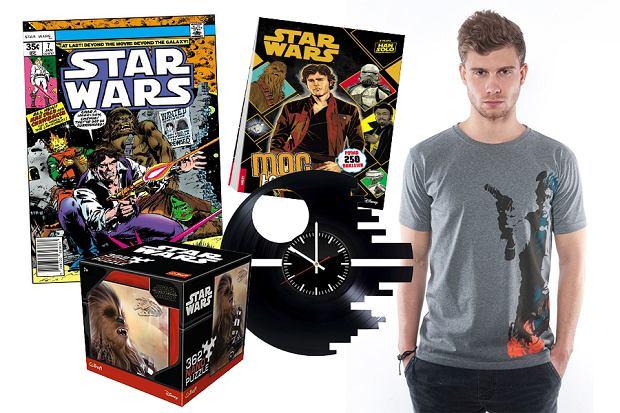 'Han Solo: Gwiezdne Wojny - historie' - gadżety z filmu