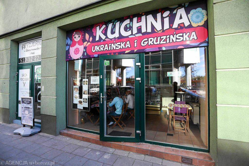 Kuchnia Gruzińska Kraków