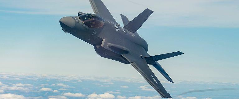 F-35 - wyjątkowa konstrukcja. Wielki problemem dla Rosjan