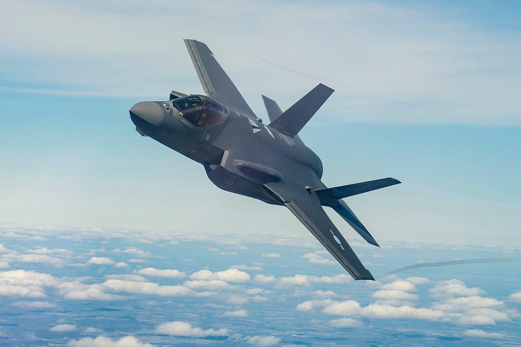 Myśliwiec F-35 Lightning